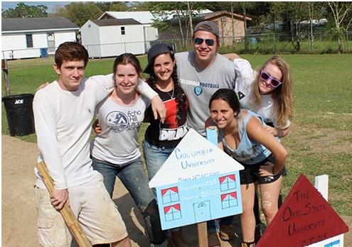 NEXT BNC News Habitat for Humanity Students