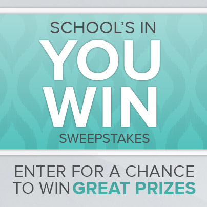 Sweepstakes college marketing